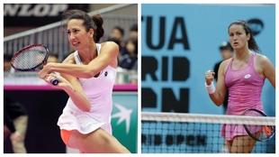 Georgina García y Lara Arruabarrena