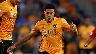 Jiménez vuelve a ser pieza fundamental para los Wolves.