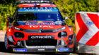 'Seb' con el C3 WRC.