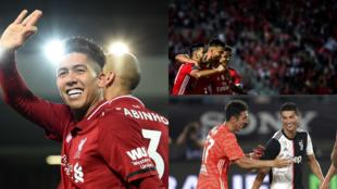 Liverpool - Arsenal, Benfica - Porto y Parma - Juve, entre los...