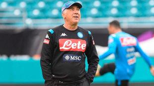 Ancelotti anhelaba contar con Lozano.