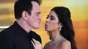 Tarantino y su mujer esperan su primer hijo
