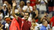 Roger Federer se despide de Nueva York tras ser eliminado el pasado US...