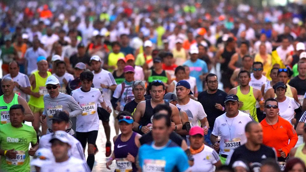 Maratón de la CDMX Telcel 2020 es cancelado