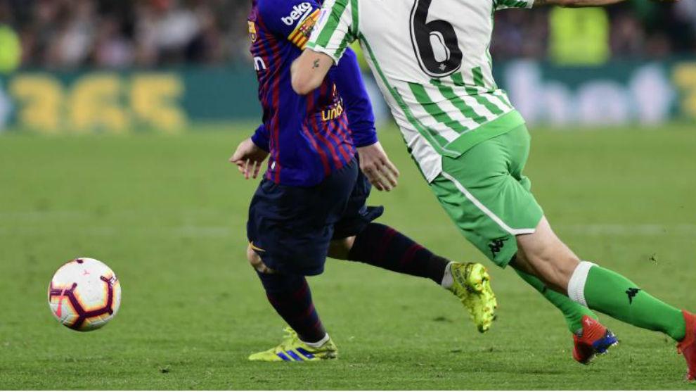 Barcelona - Betis: horario y dónde ver en directo y online el partido...