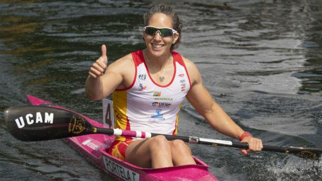 Teresa Portela, en imagen de archivo
