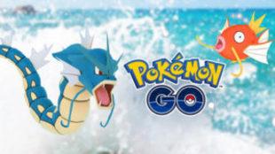 Pokemon GO lanza un evento de Agua para despedir el verano