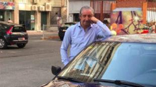 Josep Pedrerol publicó luego la imagen real sin retoques