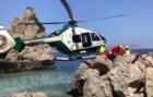 Las impactantes imágenes del rescate han sido compartidas por la...