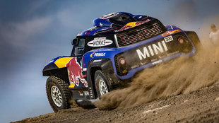 Mini JCW Buggy Dakar 2020