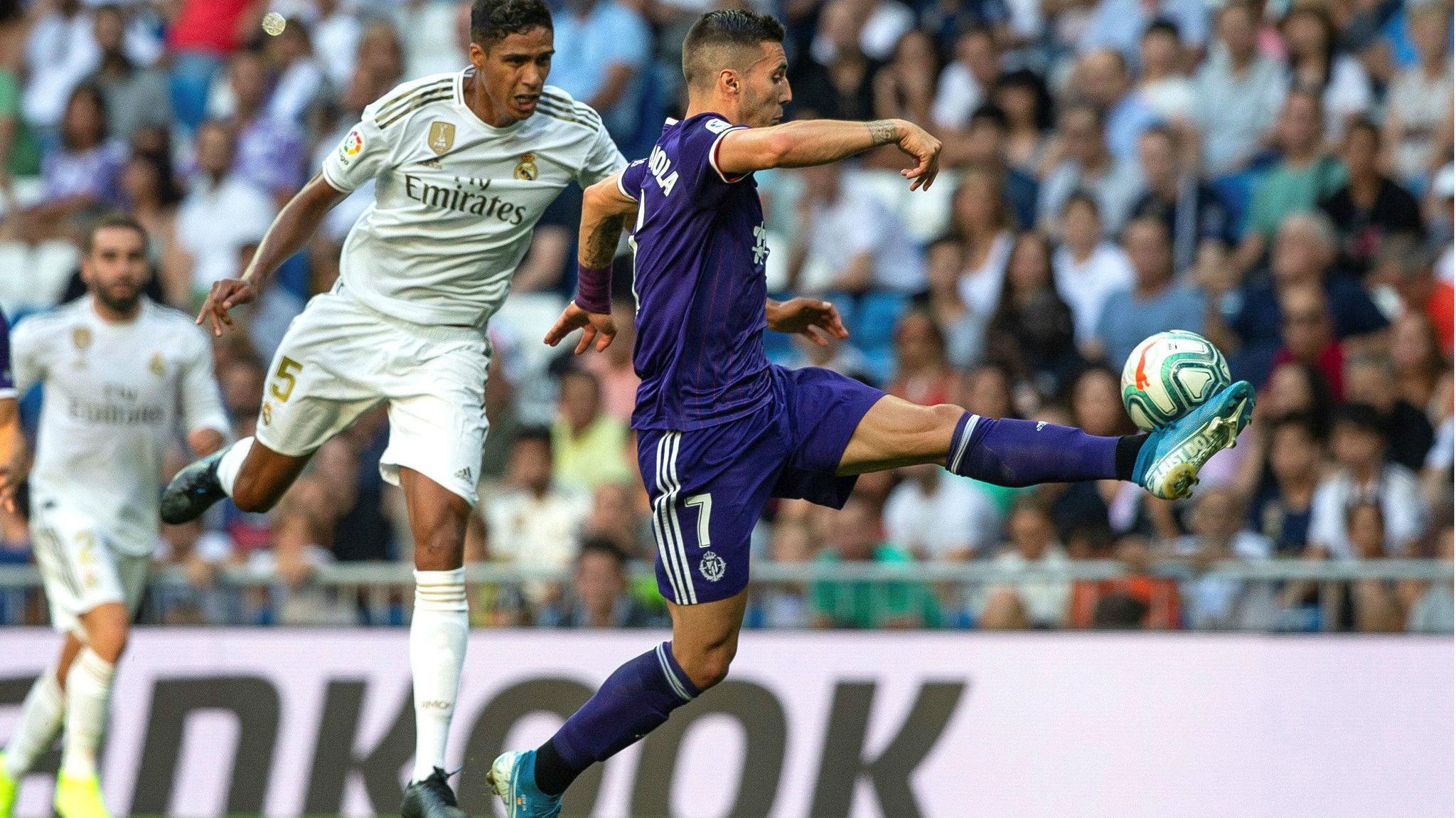 Real Madrid - Valladolid: Guardiola castiga al viejo Madrid - LaLiga  Santander