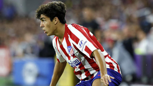 Manu Sánchez durante un partido de pretemporada.
