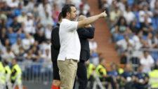Sergio González, durante el encuentro ante el Valladolid.