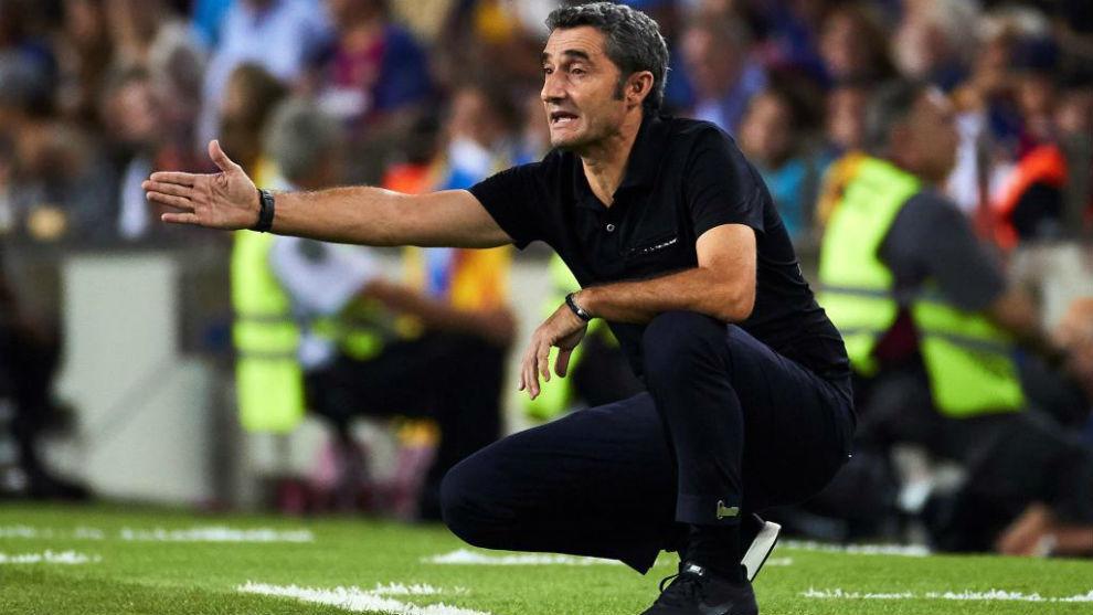 Valverde Akui Barcelona Berlaga Amat Jelek