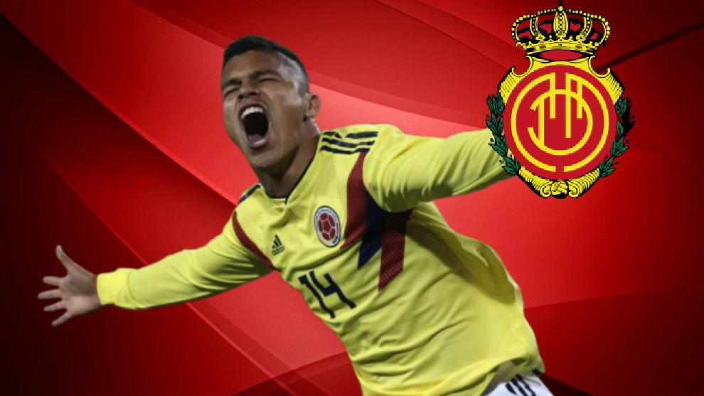 Cucho Hernández, nuevo jugador del Mallorca
