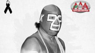 Es padre de  Carístico, la estrella de la CMLL