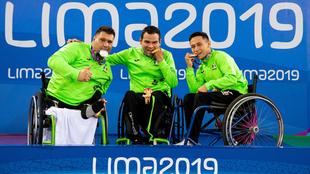 México terminó la jornada con 31 medallas.