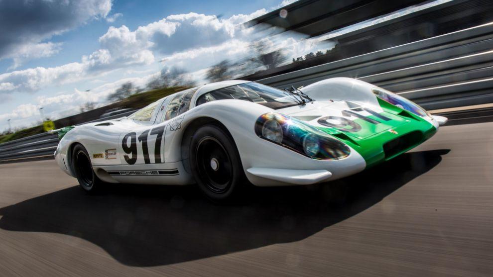 Porsche 917 001