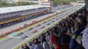 El GP de España, este 2019.