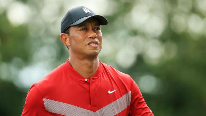 Tiger Woods, en el BMW Championship.