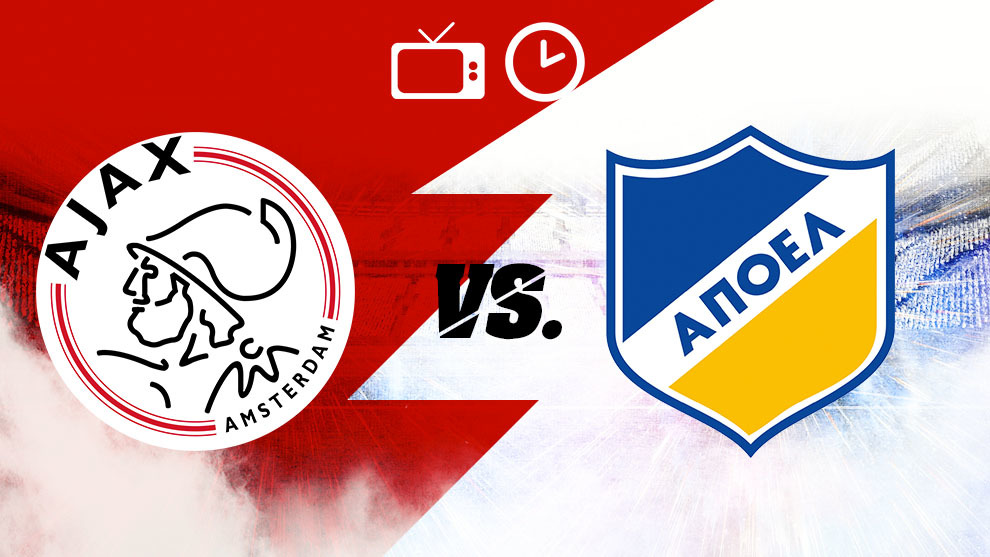 Image Result For Ajax Vs Apoel Horario Ajax En Vivo