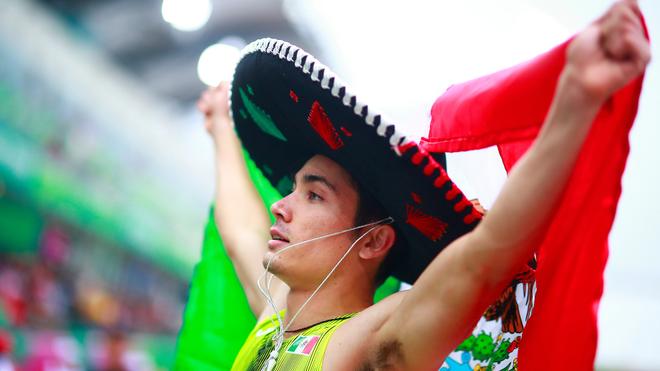 México se mantiene en la tercera posición del medallero.