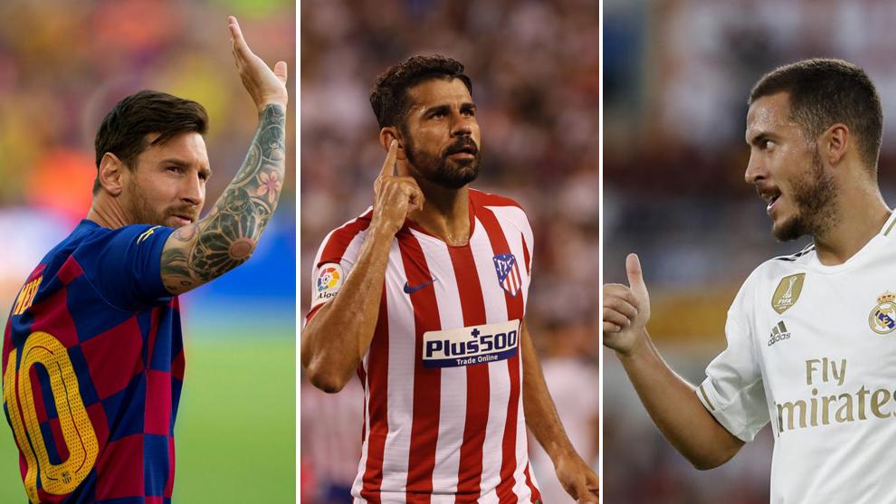 Messi, Diego Costa y Hazard aún no han puntuado en el Fantasy...