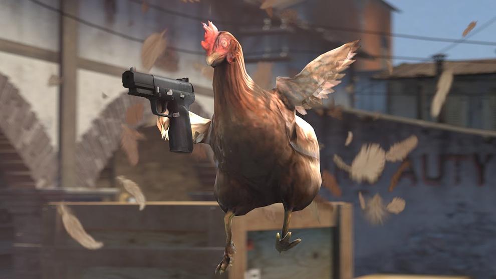 Revenge of the Chicken | Youtube