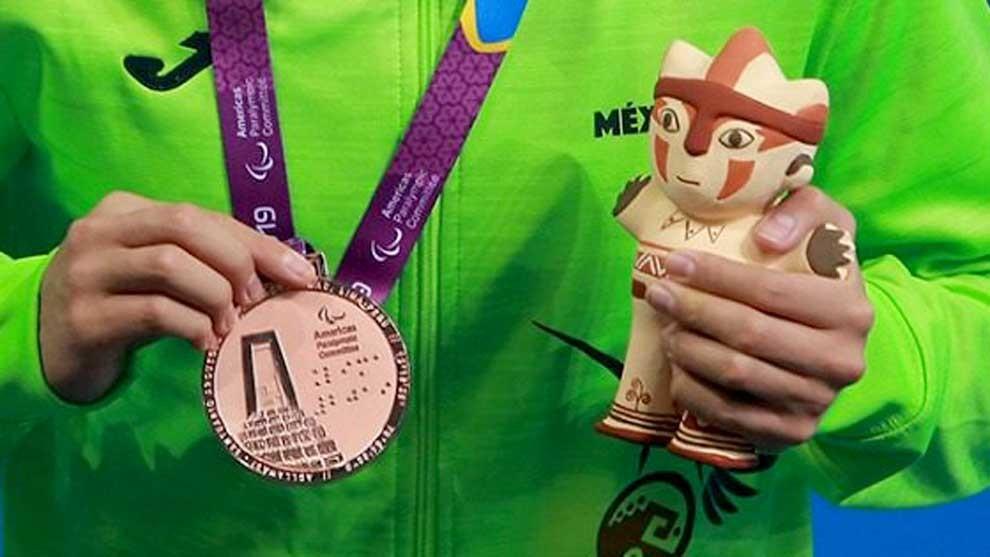 El conteo de medallas en los Juegos Parapanamericanos