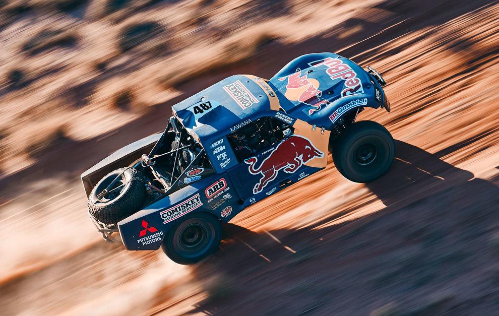 Toby Price Finke Desert Rally 2019