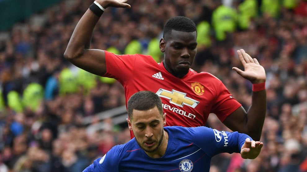 Real Madrid reject Paul Pogba in favour of Manchester United target