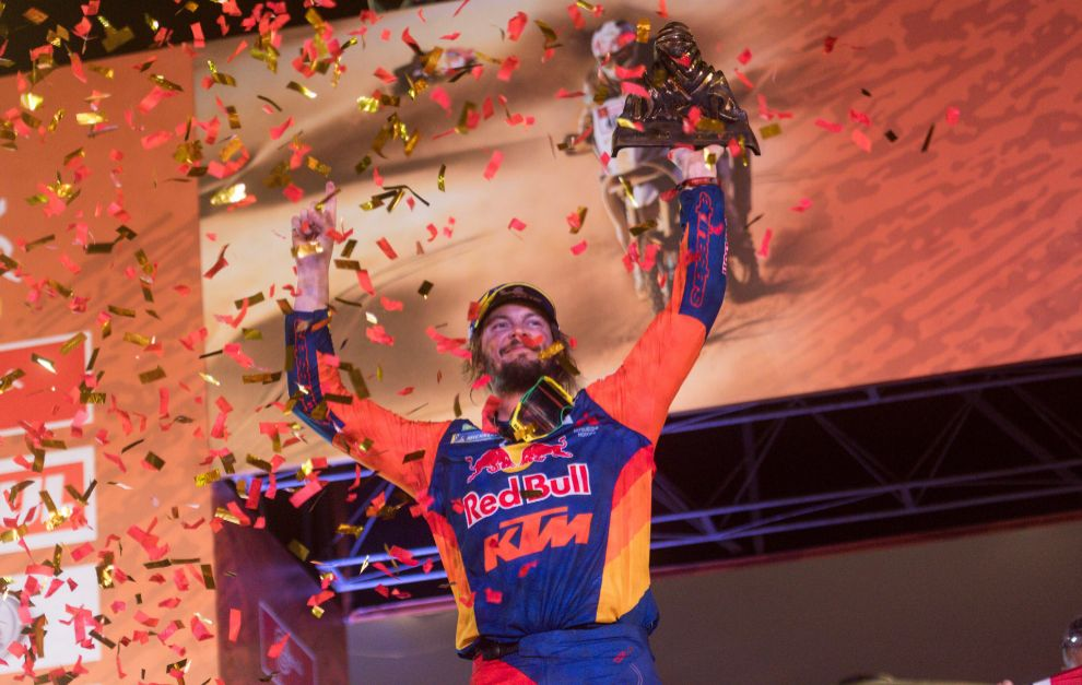 Toby Price Dakar Rally 2019