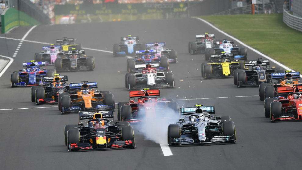 Calendario Gp F1.Formula 1 2019 Un Calendario Record De F1 Con 22 Carreras