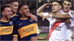Boca y River se enfrentarán en las semifinales de la Copa...