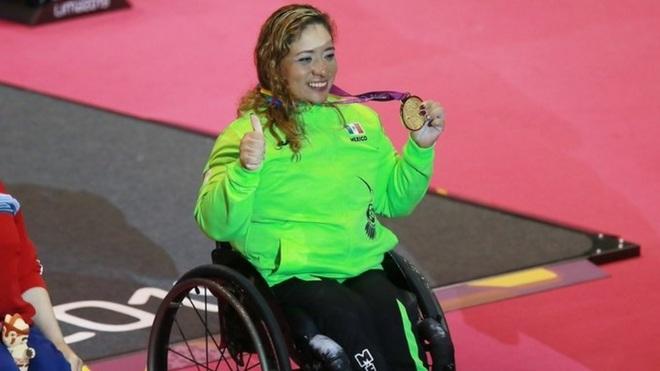 Amalia Pérez logró su cuarto oro continental.
