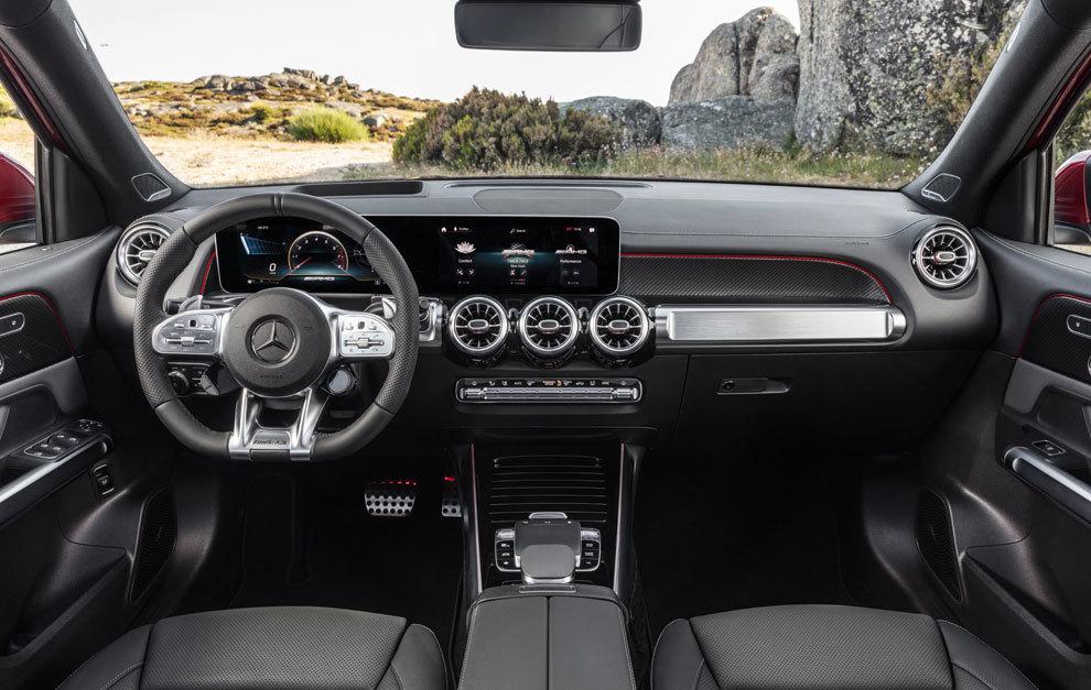 Mercedes-AMG GLB 35