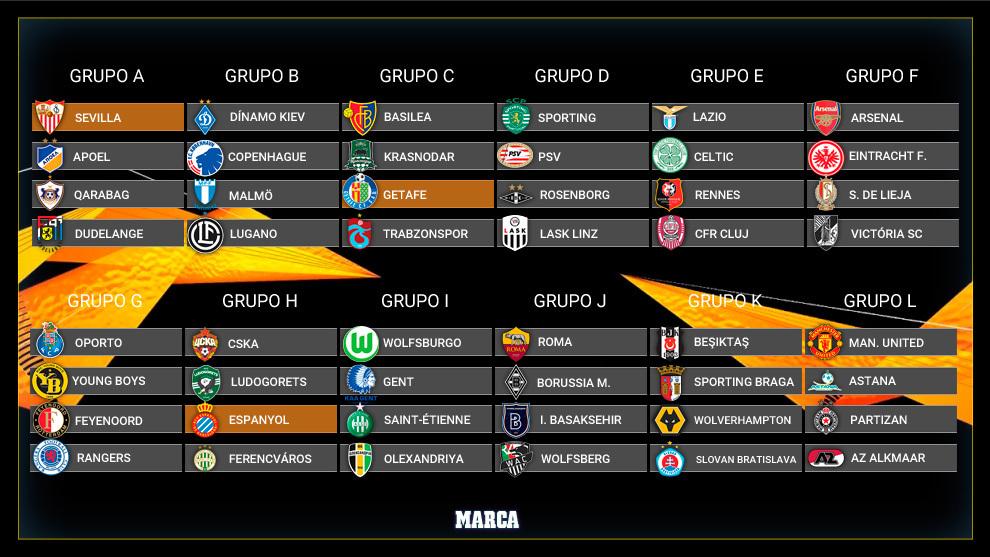Sorteo Calendario Liga 2020.Calendario De Liga Marca