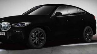El Vantablack es el auto más oscuro del mundo