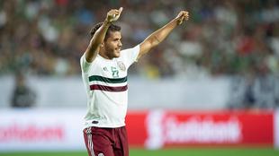 Dos Santos se ha mantenido en la lista de Gerardo Martino.