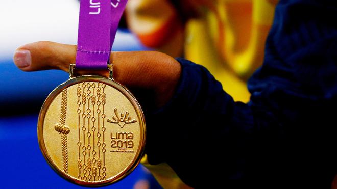Medallero Juegos Parapanamericanos.