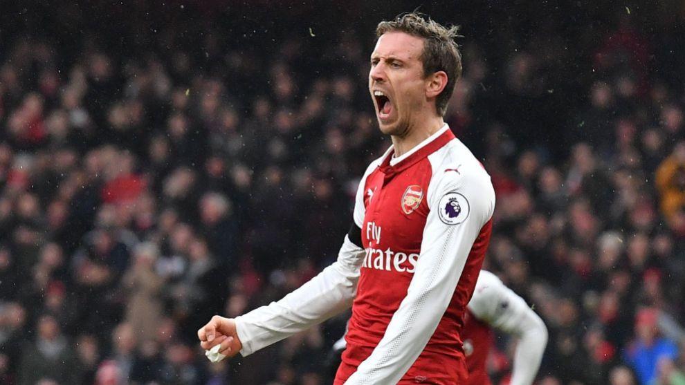 Monreal, Elneny leave Arsenal for Spain, Turkey