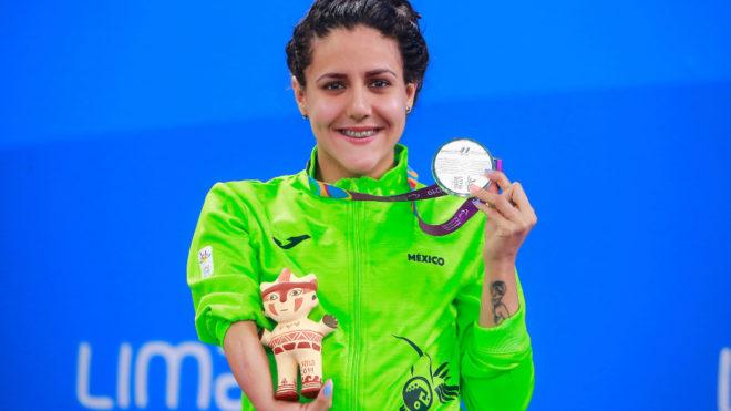 El medallero en los Juegos Parapanamericanos.