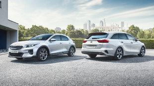 Kia XCeed y Kia Ceed Sportwagon PHEV