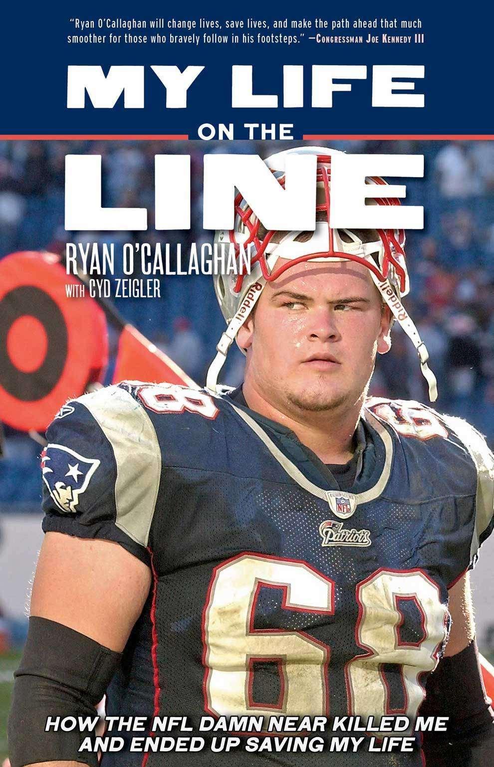 """My Life on the Line: """"How the NFL Damn Near Killed Me and Ended Up..."""