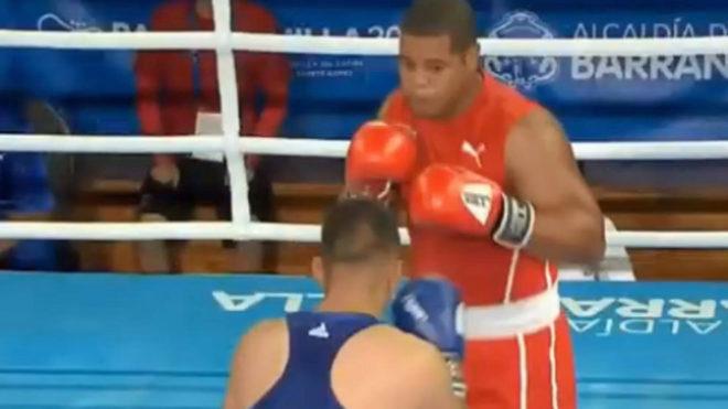 Boxeador cubano José Ángel Larduet abandona la escuadra nacional