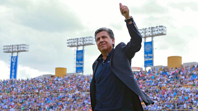 Arias volverá a la Primera División.