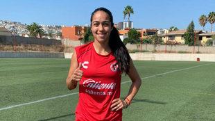 La delantera de Tijuana es la goleadora de su equipo