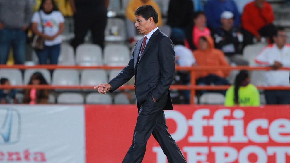 Alfonso Sosa fue despedido del Atlético de San lusi