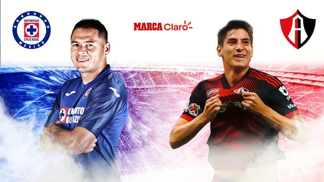 Liga Mx Clausura 2020 Cruz Azul Vs Atlas Resumen Resultado Y