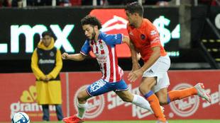 Chivas vs Correcaminos, en vivo minuto a minuto